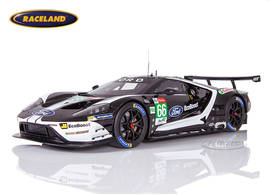 Ford GT Chip Ganassi Team UK Ecoboost LMGTEPro 25° Le Mans 2019 Johnson/Mücke/Pla