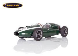 Cooper T51 Climax F1 Cooper Car Company winner British GP 1959 World Champion Jack Brabham