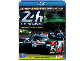BluRay Le Mans 24 Hours 2020 The official ACO review