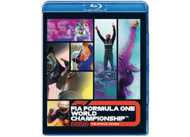 BluRay FIA F1 World Championship 2020 official review of the F1 season 2020