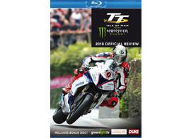 BluRay TT Isle of Man 2018