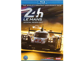 BluRay Le Mans 24 Hours 2017