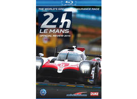 BluRay Le Mans 24 Hours 2018