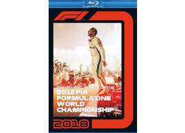 BluRay Formula 1 2018 official review