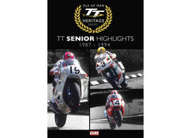 DVD Isle of Man Senior TT Highlights 1987-1994