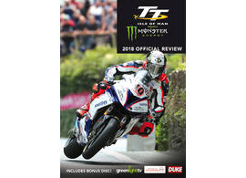DVD TT Isle of Man 2018