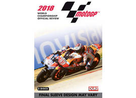 DVD MotoGP World Championship 2018 review