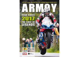 DVD Armoy Road Races 2017