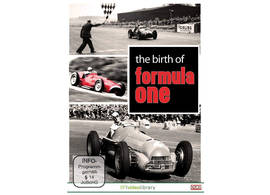 DVD The Birth of Formula One