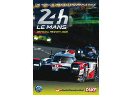 DVD Le Mans 24 Hours 2020 The official ACO review