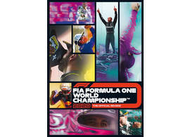 DVD FIA F1 World Championship 2020 official review of the F1 season 2020
