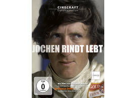 DVD set of 2 discs Jochen Rindt lebt