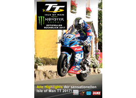 DVD official review TT Isle of Man 2017 English & German