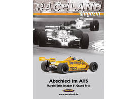 Raceland Magazine edition 14 free of charge (please cancel (x) on the left if not desired or already received)