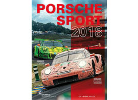 Porsche Sport 2018 the official yearbook