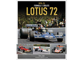 Lotus 72 - Formula 1 Greats 1970-75