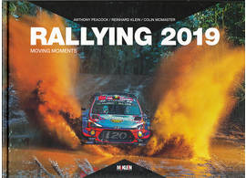 Rallying 2019 Moving Moments WRC 2019 yearbook