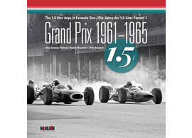 Grand Prix 1961-1965, the 1.5 litre days in Formula One