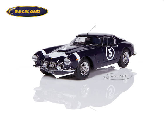 Ferrari 250 GT SWB R.R.C. Walker winner Tourist Trophy Nassau 1960 Stirling Moss