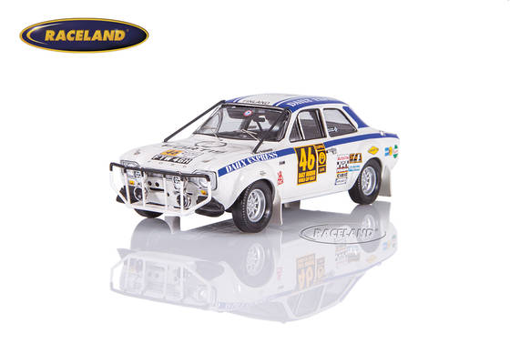 Ford Escort TC MkI Ford Motor Co. 3° London-Mexico World Cup Rally 1970 Aaltonen/Liddon