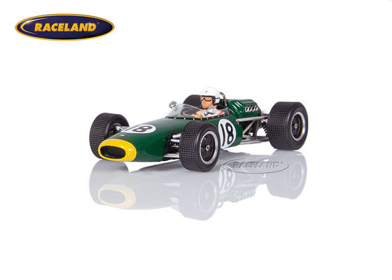 LDS Mk3 Climax F1 South African GP 1967 Sam Tingle