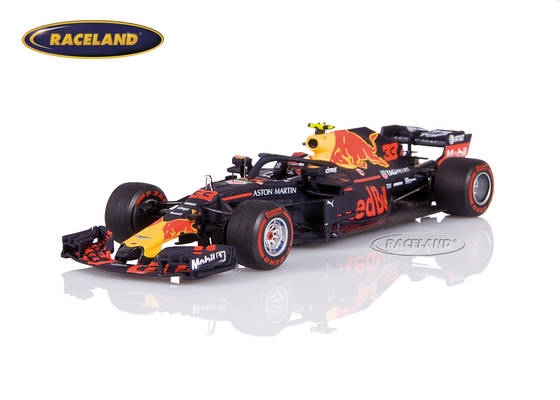 Aston Martin Red Bull RB14 TAG Heuer F1 winner Mexican GP 2018 Max Verstappen