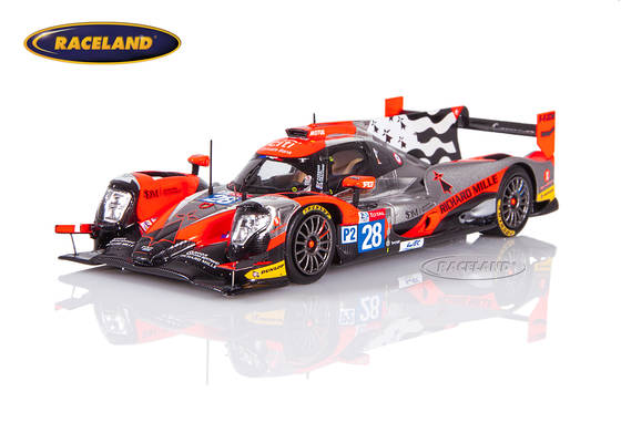 Oreca 07 Gibson LMP2 TDS Racing 8° Le Mans 2019 3° LMP2 Perrodo/Vaxiviere/Duval