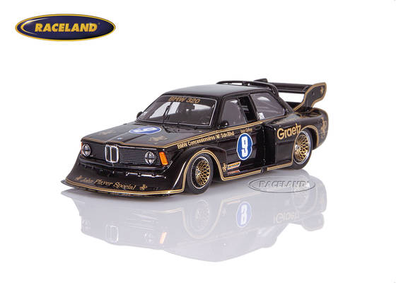 BMW 320 Turbo Gr.5 John Player Special Shah Alam Selangor GP Super Saloon 1983 Ian Grey