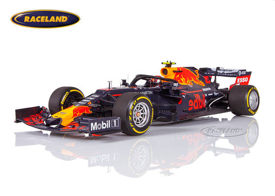 Aston Martin Red Bull TAG Heuer Honda RB15 F1 2019 Pierre Gasly