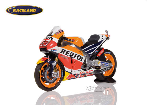 Honda RC213V Repsol Honda MotoGP World Champion 2017 Marc Marquez