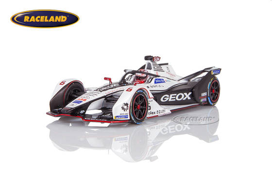 Formula E Gen 2 Geox Dragon Racing Season 5 2018/2019 Felipe Nasr