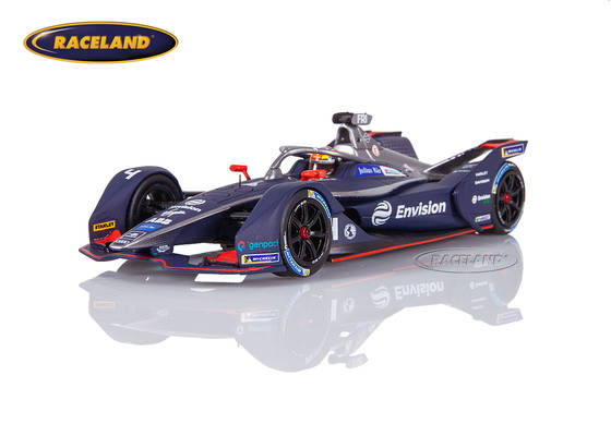 Formula E Season 5 Nio Formula E Team Tom Dillmann MINICHAMPS 1:18 114180008 Mod