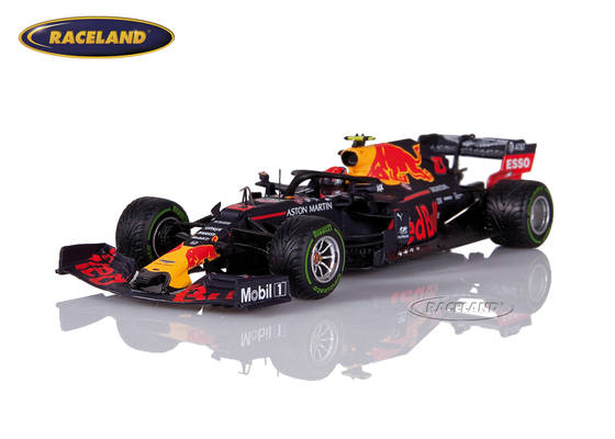 Aston Martin Red Bull TAG Heuer Honda RB15 F1 German GP 2019 Pierre Gasly