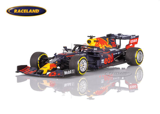 Red Bull RB16 Honda Aston Martin F1 winner 70th Anniv. GP Silverstone 2020 Max Verstappen
