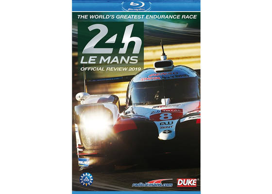 BluRay Le Mans 24 Hours 2019