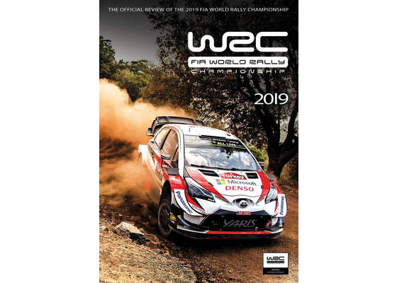 DVD WRC Rally 2019 review