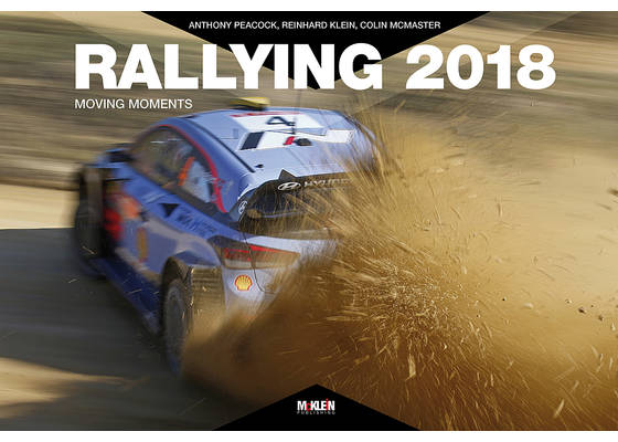 Rallying 2018 Moving Moments WRC 2018 yearbook